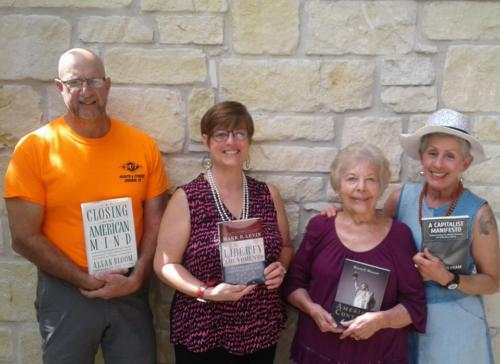 Book Donations from the KCRC